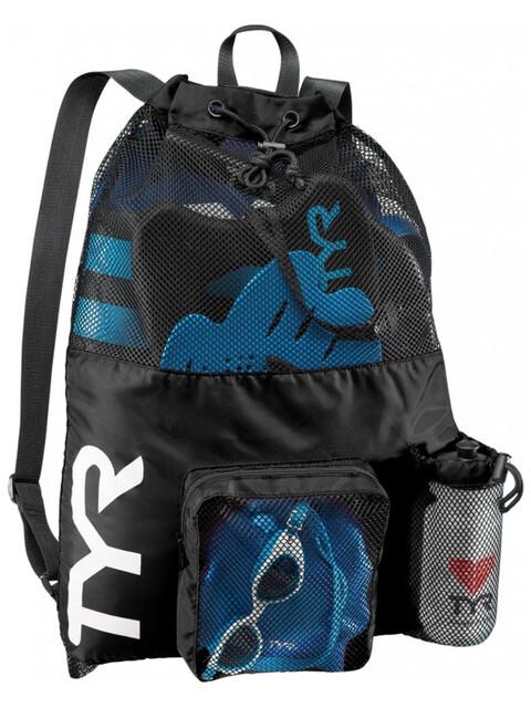 TYR Big Mesh Mummy Backpack 40l black